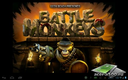 Battle Monkeys Multiplayer (обновлено до версии 1.3.4)