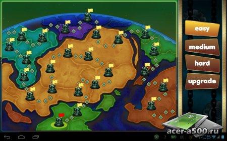 Эпоха войны (Age of War) v1.3.1 [свободные покупки]