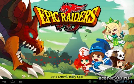 Epic Raiders (��������� �� ������ 1.0.1) [Online] [������� �������]
