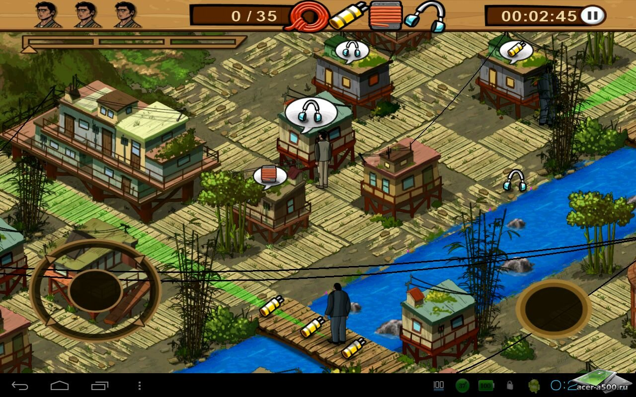 "Игра ""Electric City. The Revolt"" для планшетов на Android"