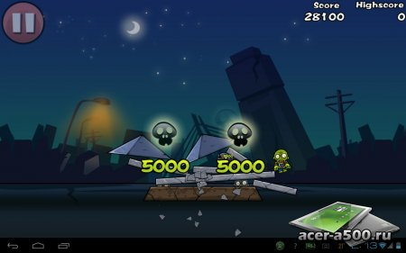 Bomb The Zombies версия 1.0.0