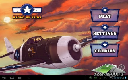 Wings of Fury - Naval Assault версия 1.0
