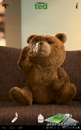 Talking Ted Uncensored (��������� �� ������ 2.0.2)