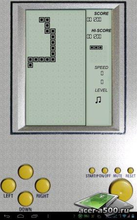 Brick Game Simulator (Тетрис) версия 1.03