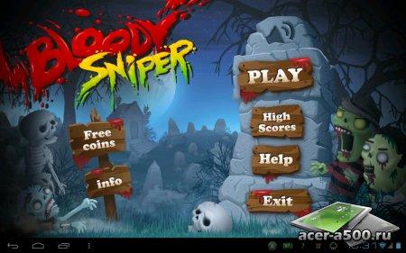 Bloody Sniper HD Premium