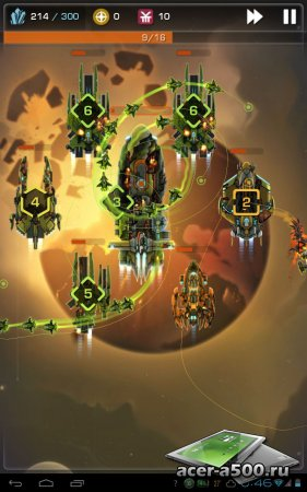 Strikefleet Omega (обновлено до версии 1.2.2g)