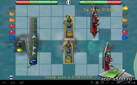 Ships N' Battles (обновлено до версии 1.3)