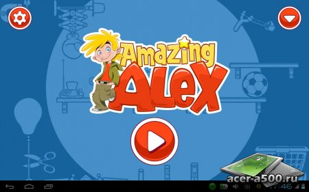 Amazing Alex HD (обновлено до версии 1.0.5)
