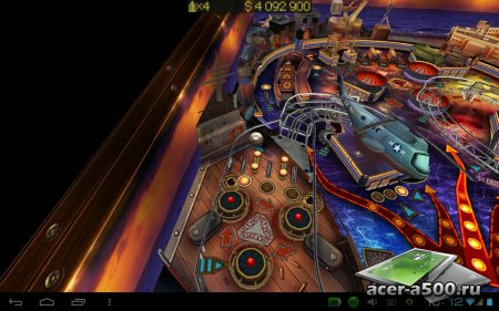 Pinball hd ipad, screenshot 8