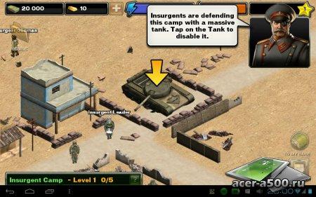 Modern War (обновлено до версии 1.0.1) [Online]