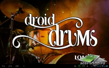 Drums Droid realistic HD версия 4.0.8