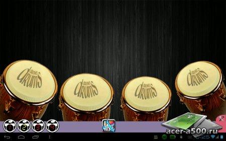 Drums Droid realistic HD версия 4.0.8
