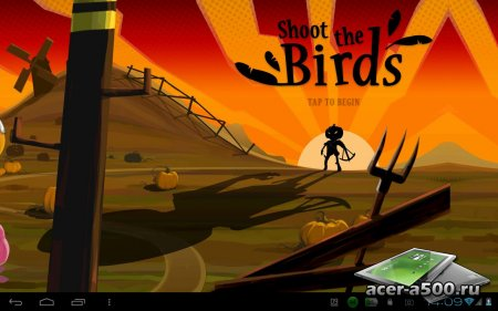Shoot The Birds (обновлено до версии 1.02)