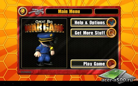 Great Big War Game (обновлено до версии 1.4.7)