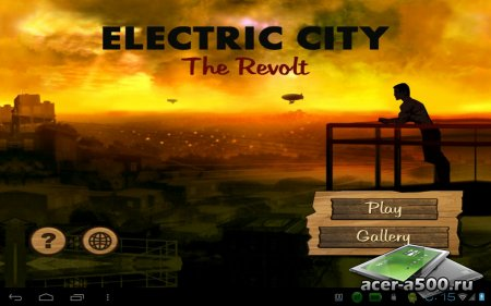 ELECTRIC CITY The Revolt версия 1.0.6
