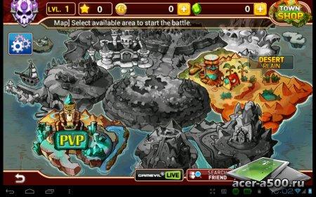 AREL WARS 2 версия 1.0.0 (вылечен биллинг)
