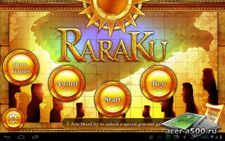 Raraku Jewels HD (for Tablet)