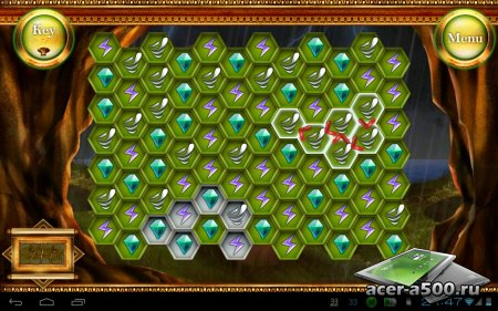Raraku Jewels HD (for Tablet) (обновлено до версии 1.0.43)