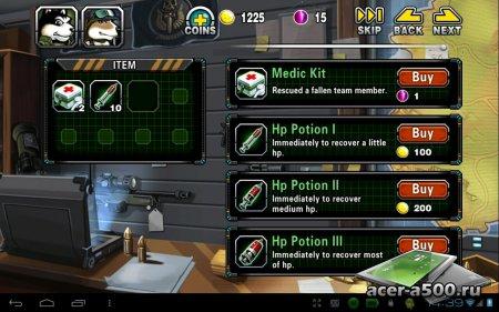 Mission Of Crisis (обновлено до версии 1.1.5) [свободные покупки]