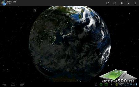 TerraTime (обновлено до версии 3.81)