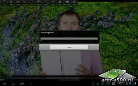 AndroVid Pro Video Editor (обновлено до версии 1.1.4)