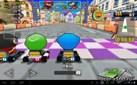 KartRider Rush+ версия 1.1.1 [Online]