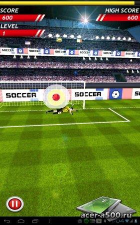 Футбол Soccer Kicks версия 1.0