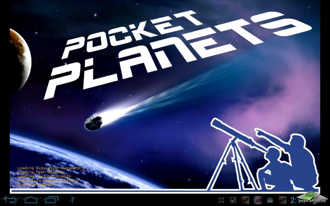 უყურე ონლაინში Pocket Planets v 1.0.1 [Android] ENG (2012)