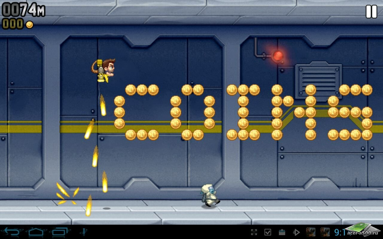 Jetpack Joyride Cheats Facebook