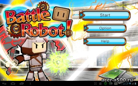 Battle Robots!