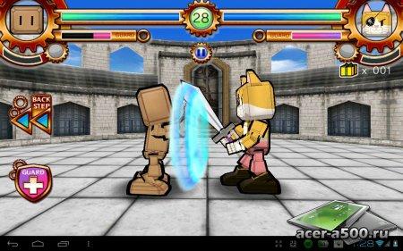 Battle Robots! версия 1.1