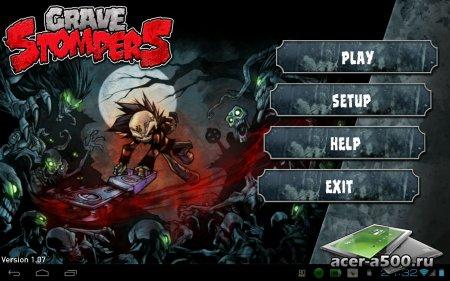 GraveStompers (обновлено до версии 1.14)
