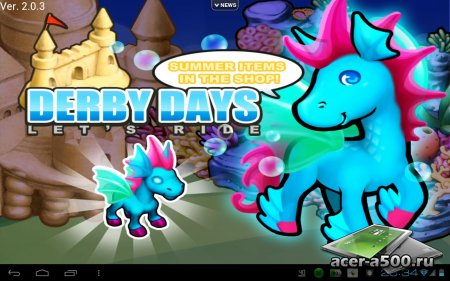 Derby Days (��������� �� ������ 2.0.3 build 5)