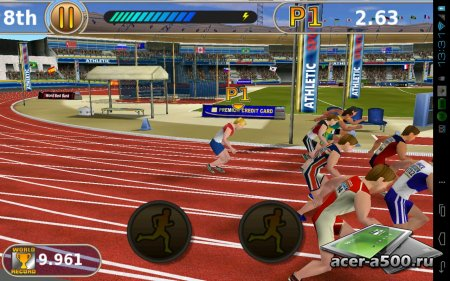 Oлимпийские Игры: Athletics версия 1.2