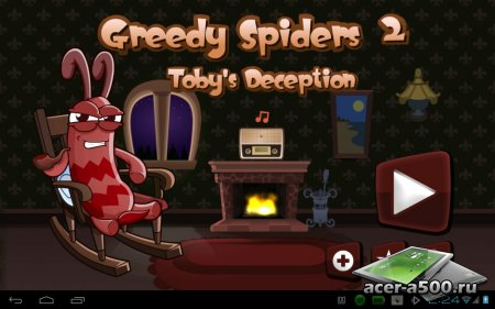 Greedy Spiders 2 (обновлено до версии 1.3.2)