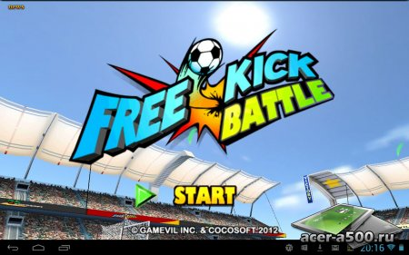 Freekick Battle ������ 1.0.1