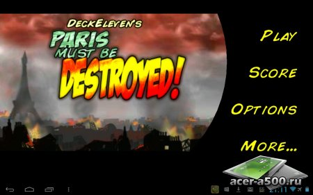 Paris Must Be Destroyed