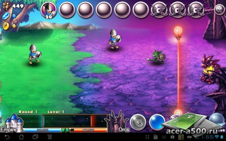 Empire VS Orcs версия 1.0.0