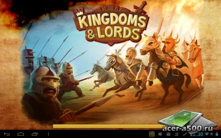 Kingdoms & Lords (обновлено до версии 1.5.1) [оффлайн версия]