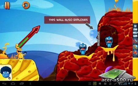 Monster Island версия 1.1.3 (вылечен биллинг)