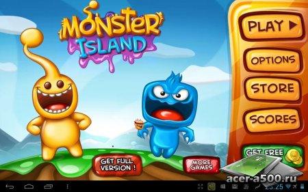 Monster Island  (вылечен биллинг)