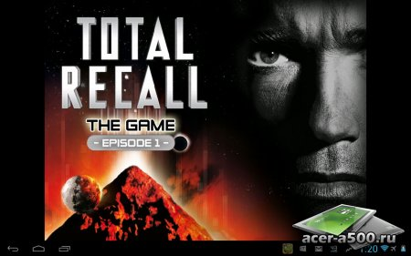 Total Recall - The Game - Ep1 версия 1.0