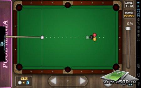 Pool Mania версия 1.2