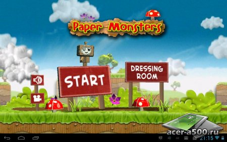 Paper Monsters (��������� �� ������ 1.0.3) + ������ 1.1 Amazon Store