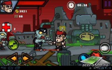 Zombie Terminator версия 1.01