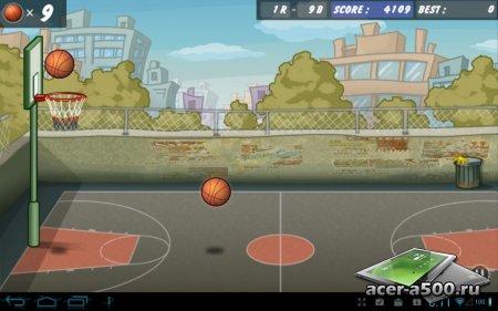 Basketball Shoot (обновлено до версии 1.11) [без рекламы]