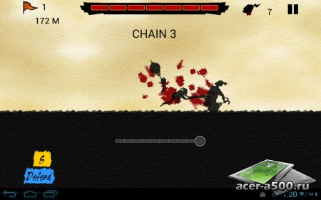 Blood Run версия 1.2