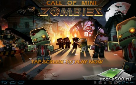 Call of Mini: Zombies v4.3.4 [��������� �������]