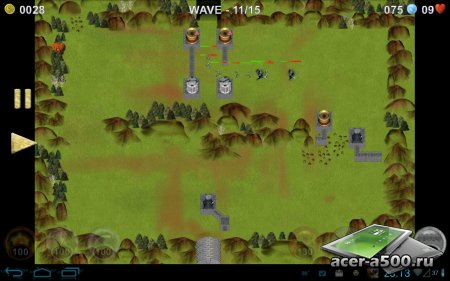 Tower Defence: Heroic Defence версия 1.0