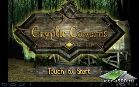 Cryptic Caverns HD версия 1.1